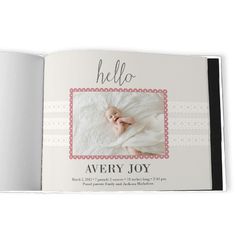 Baby Photo Books