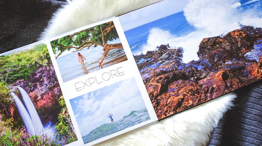 SEE OUR PHOTO BOOKS IN ACTION