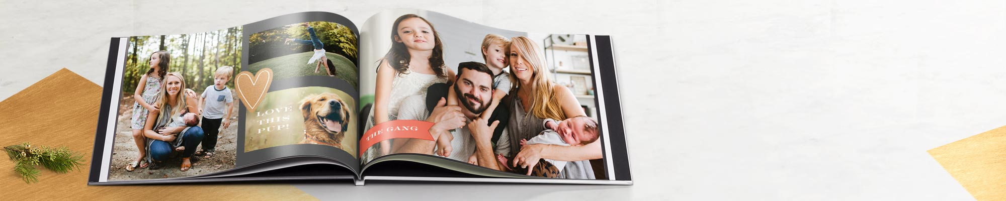 Photo Books Relive all your special moments with a quality photo book - available in a variety of sizes, covers and styles.