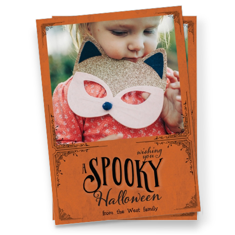 HALLOWEEN CARDS + GIFTS