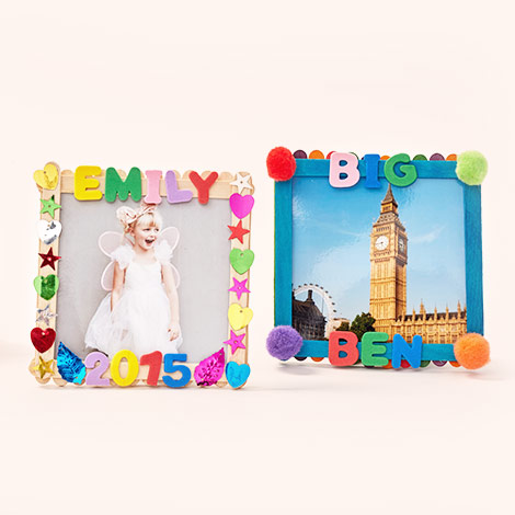 Fun frames for the kids