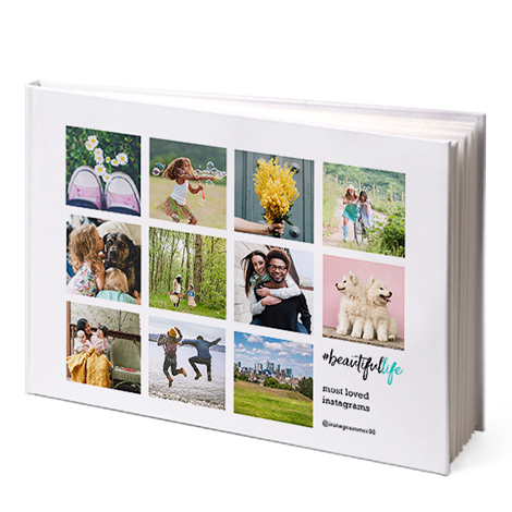 8x11 Hardcover Book
