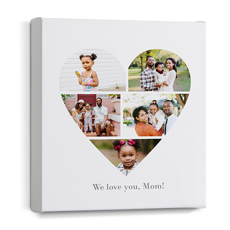 PHOTO GIFTS FOR MOMS + GRANDMOMS