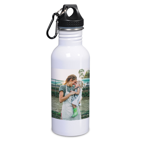 Stainless Steel Water Bottle, 20oz.