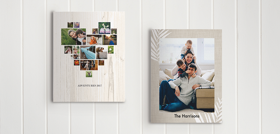 HANG MORE HAPPY WITH CANVAS PRINTS